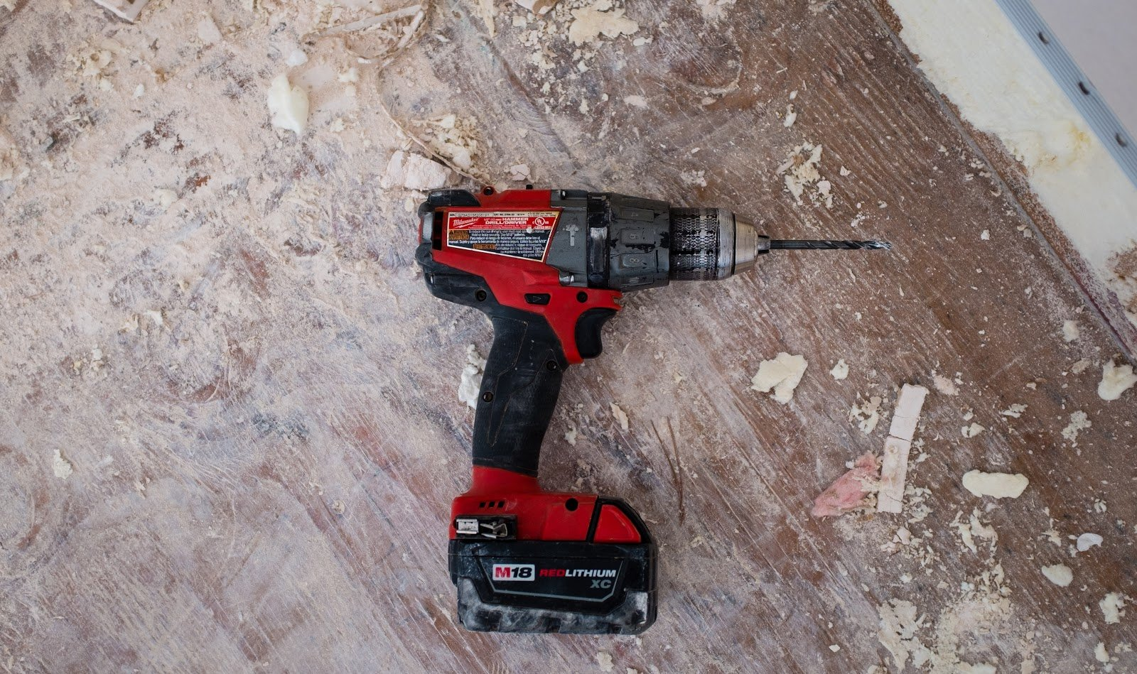 Picture of a drill