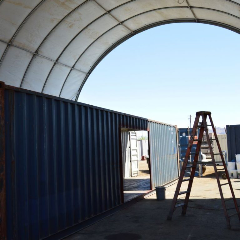 Custom Container Office